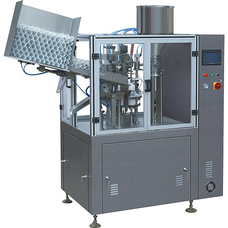 Fully automatic tubo filling & sealing machine ( NF-60A )