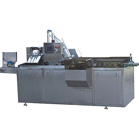 Automatic cartoning machine for tubos injection ( NF-100G