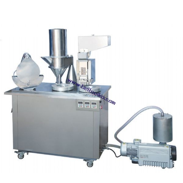 CGN208-D Semi-auto Capsule Filling Machine